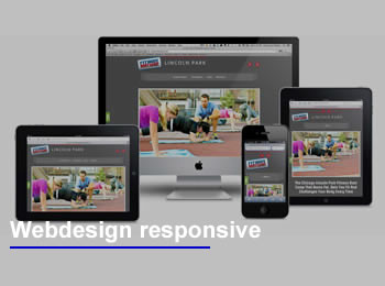 Webdesign responsive service