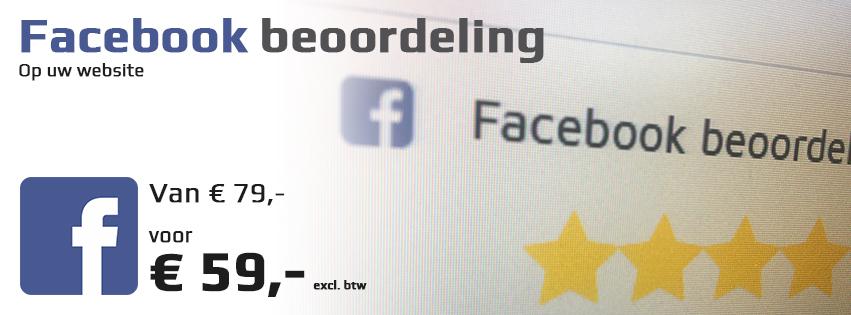 Facebook klanten beoordelingen