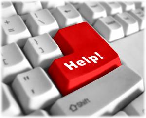 help webshop